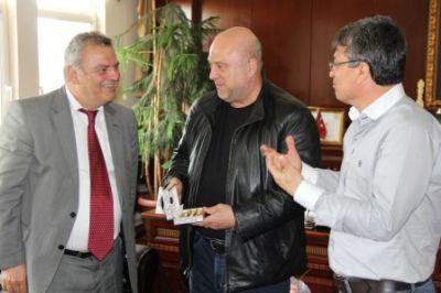 Bulgar Konsolostan Dağ'a Teşekkür