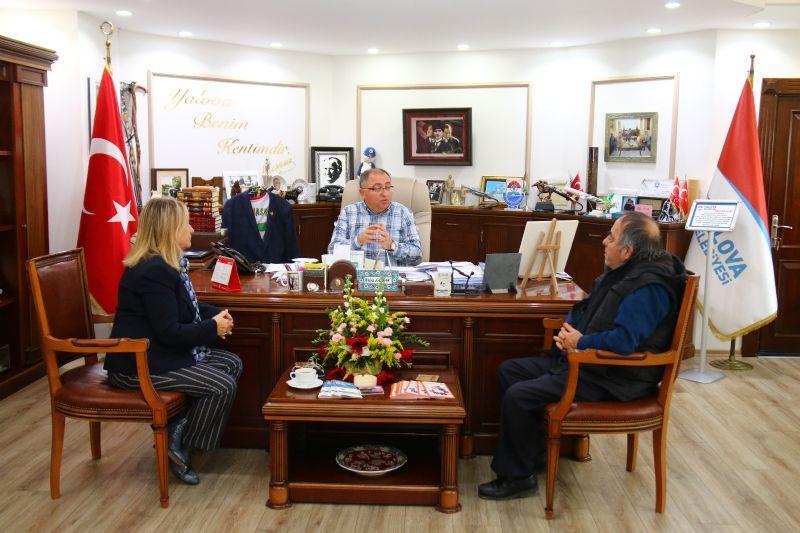 Salman, 'Yalova'da deprem İstasyonu kurulacak'
