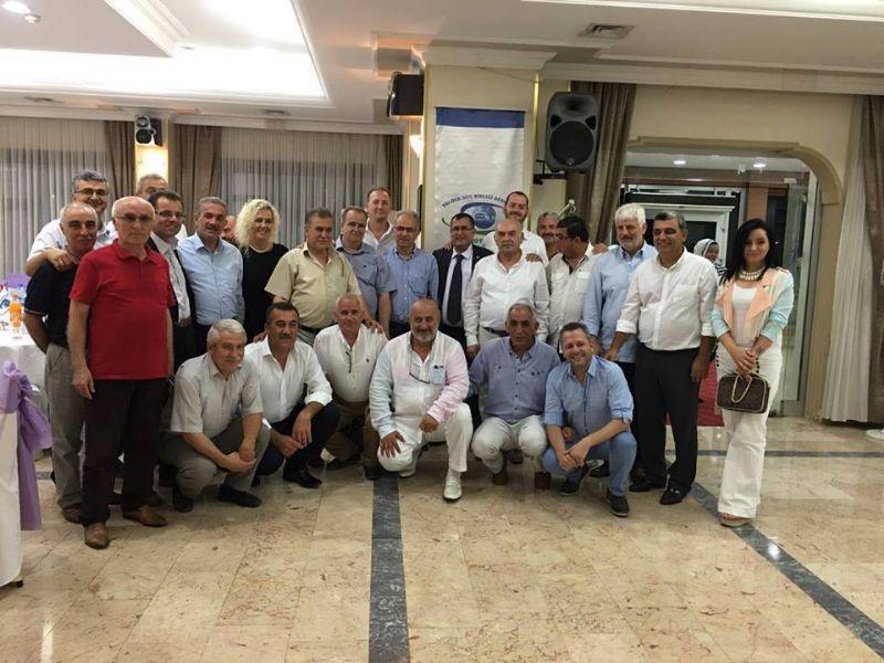Yalova Güç Birliği Derneği'nden iftar