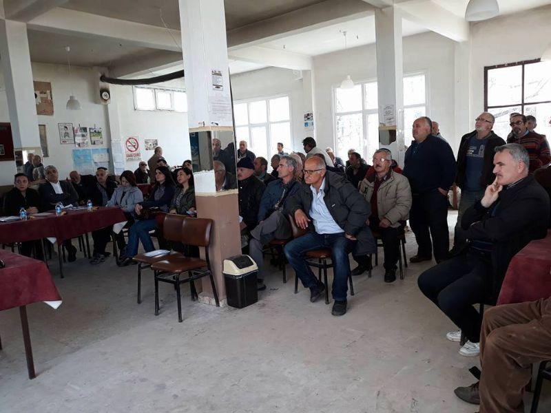 AK Parti yönetimi gazetecilerle iftarda buluştu