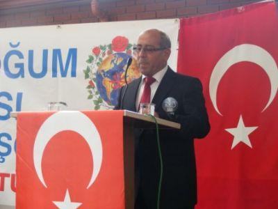 Çiftlikköy'de, 'Hz Muhammed ve İnsan' konulu konferans gerçekleşti