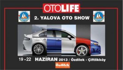 Yalova Oto Show, çok yakında Çiftlikköy'de başlıyor