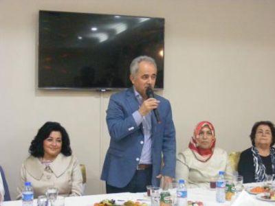'Gönül Dostları iftar sofrası' adlı program gerçekleşti