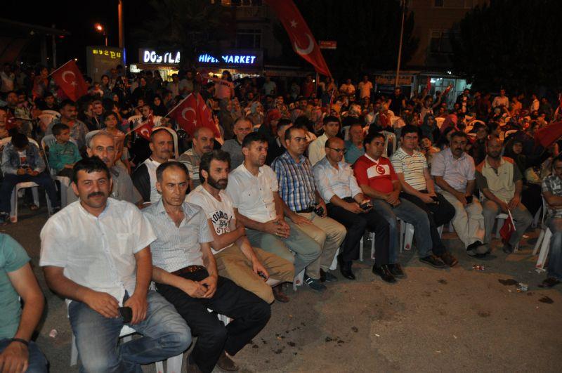 Türk Milleti 'Gazi' oldu