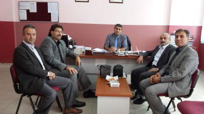 Yalova Eğitim Bir Sen'den kurum müdürlerine ziyaretler