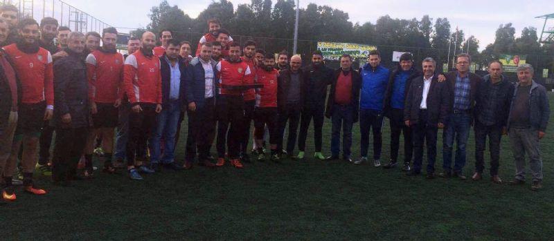 Hersek'ten Altınova Belediyespor'a destek