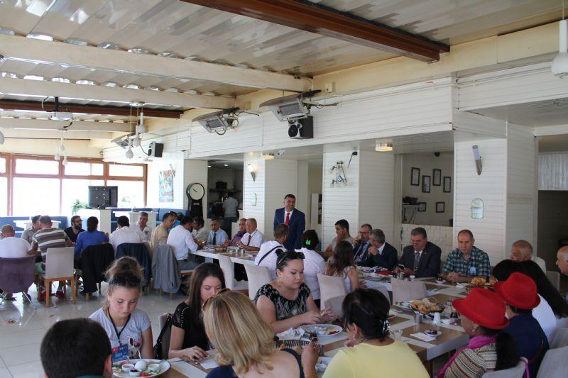 Büyükgümüş, AK Parti Çınarcık Belediye Başkan Aday Adaylığını açıkladı