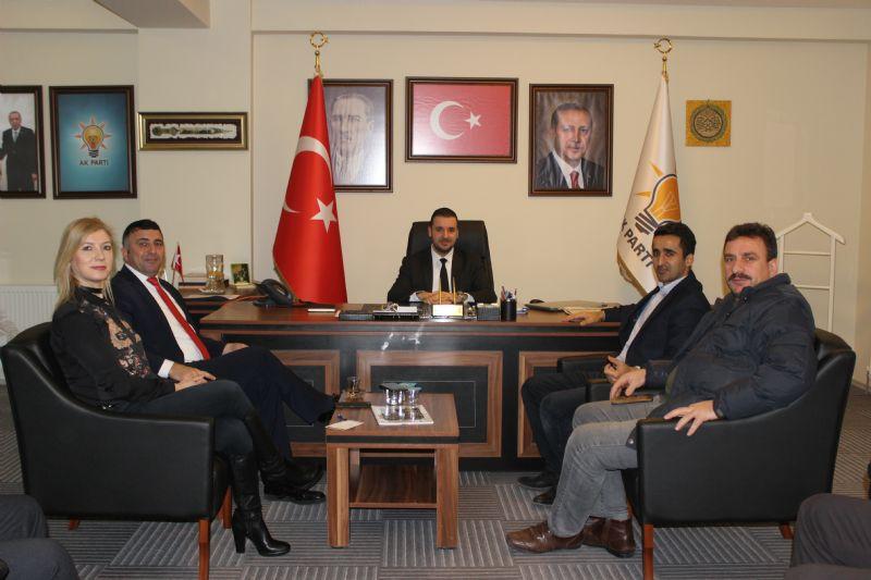 Bağatar'a YGC yönetiminden 'Hayırlı Olsun'