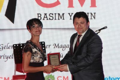 Karcan Çamaşırhanesinin sahibi Arzu Yılmaz, sektörün en başarılı iş kadını seçildi