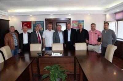 Yalova Belediye Başkanı Koçal'a Derneklerden Ziyaret