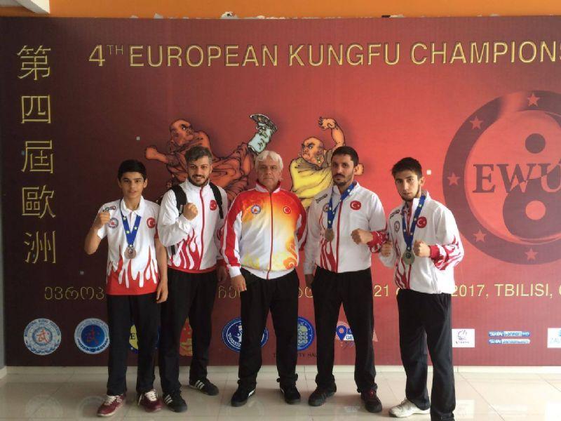 Avrupa Şampiyonası'na Yalova damgası
