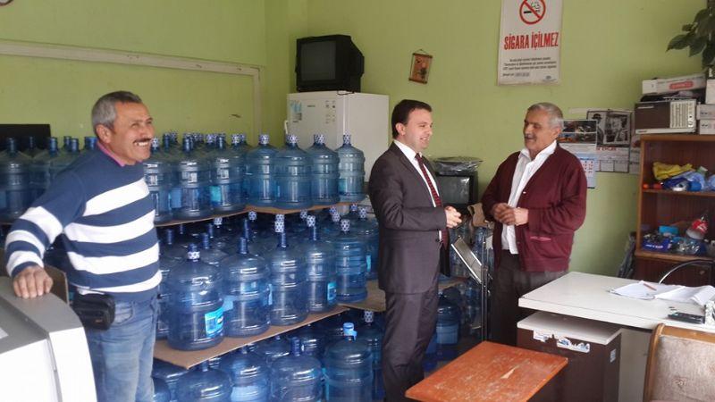 Çiftlikköy AK Parti Gençlik Kolları'ndan tam destek