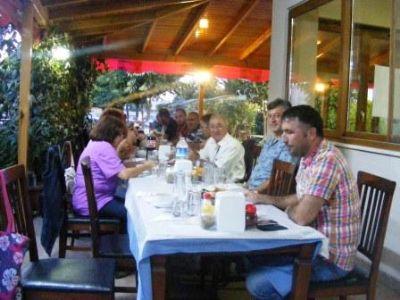 Çiftlikköy Turizm ve Kültür Derneği'nden iftar yemeği