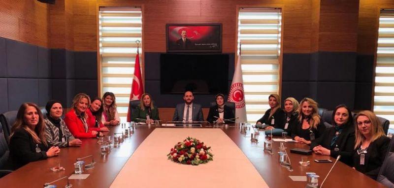 Kadın Girişimciler, Ankara'da ağırlandı