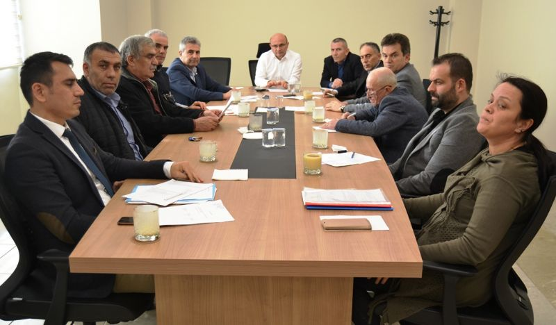 Altınova'da 'Şubat Meclisi' başladı