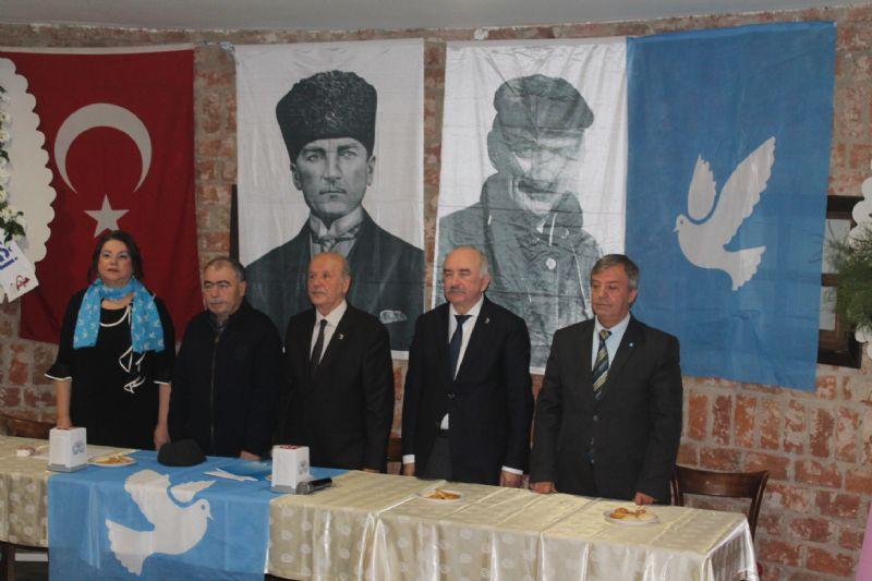 Yalova'da DSP Kongresi yapıldı