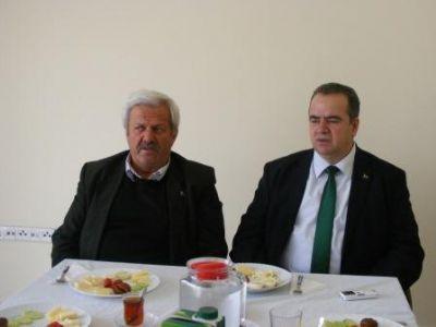Yalova DP İl Başkanı R.Bahattin Sabahçı, Cevdet Aydın'ı anma programı düzenleyecek