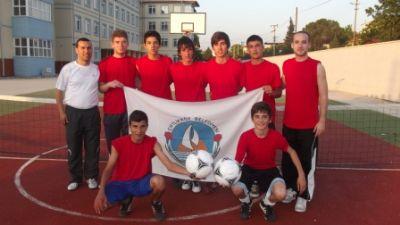 Futbol Tenisi Takımı Safranbolu'da