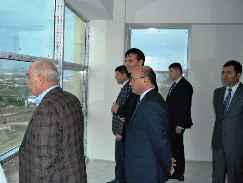 Altınova Kız Öğrenci Yurdun da son rötuşlar