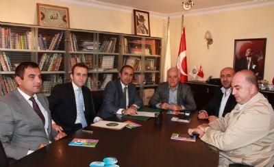 YTSO ile Kuveyt Türk Katılım Bankası Arasında Kredi Protokolü İmzalandı