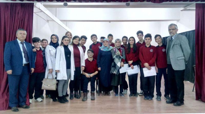 Mevlid-i Nebi, Altınova'da kutlandı