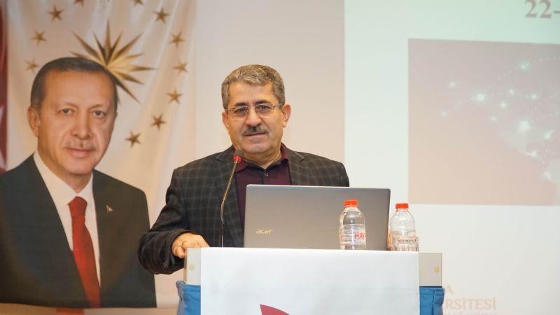 İdari personele yönelik 'Uluslararasılaşma Çalıştayı' gerçekleşti