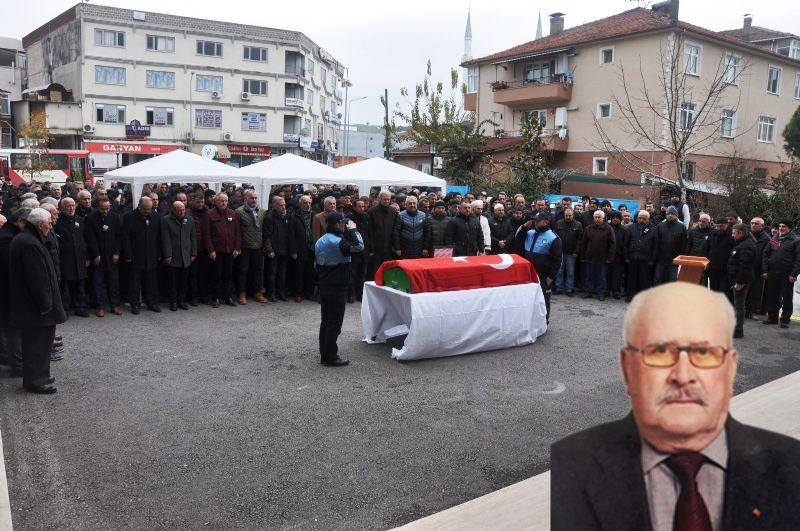 Ahmet Tamer, son yolculuğuna uğurlandı