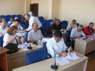 Çiftlikköy Belediyesi Haziran Ayı Olağan Meclis Toplantısı gerçekleşti