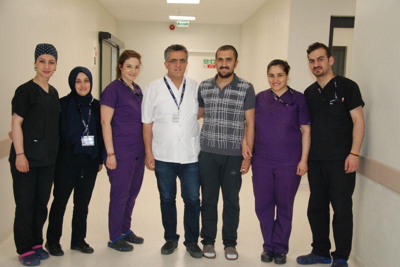 Özel Atakent Hastanesi, şifa dağıtıyor