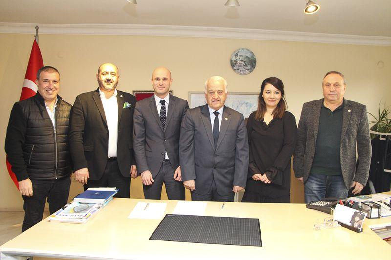 YTSO ile Türkkep A.Ş. arasında e-dönüşüm protokolü yenilendi