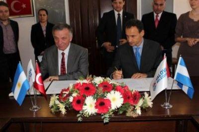 Arjantin'in La Plata Şehri ile işbirliği protokolü imzalandı