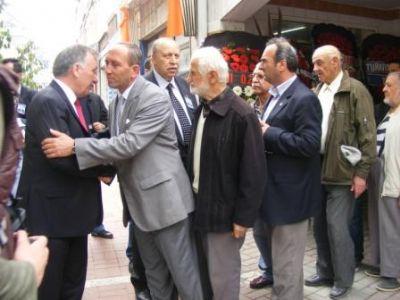 Turan Koçal, son yolculuğuna uğurlandı