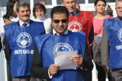 Türk büro-sen,  adalet çalışanlarına hakları verilmeli