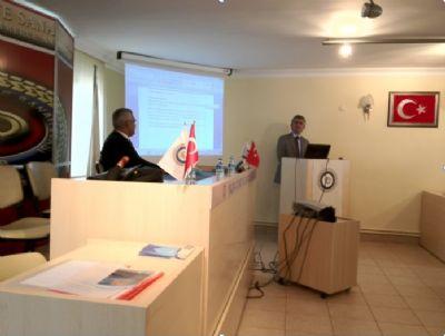 Valiliğimizin LDV AB Projesi Türk Ulusal ajansı tarafından başarı bulundu