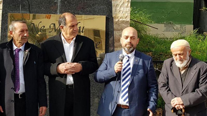 MHP, Termal Belediye Başkan Adayını tanıttı