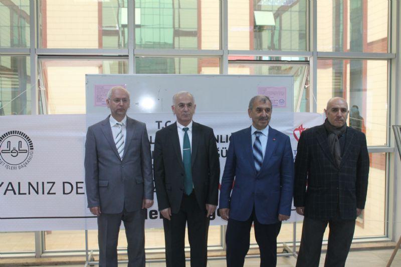 Yalova Üniversitesi'nde Manevi Danışma ve Rehberlik Bürosu açıldı