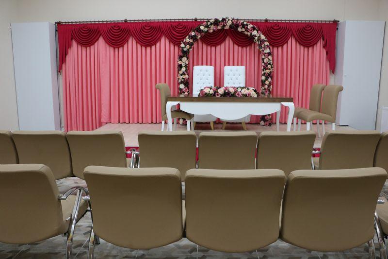 Yalova Belediyesi Nikah Salonu yenilenen yüzüyle hizmette