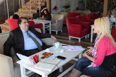Dr. Tuğrul Karaaslan Altınova'dan aday adayı