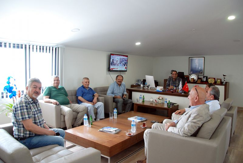 Arslan Özel Atakent Hastanesi'ni ziyaret etti