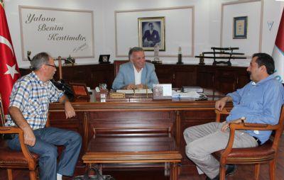 Çorum Milletvekili Yıldırım'dan, Koçal'a ziyaret