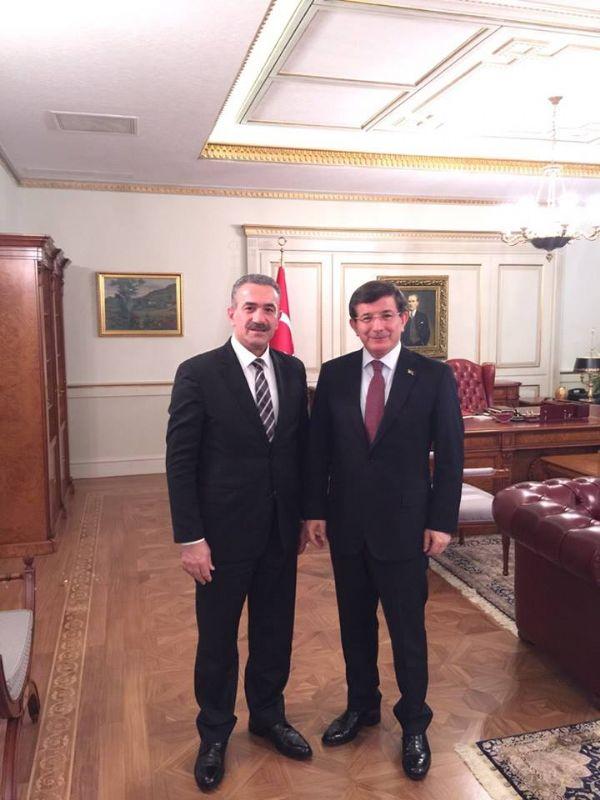 """Özel, """"Genel Başkanımız Kılıçtaroğlu'nun yanındayız"""""""