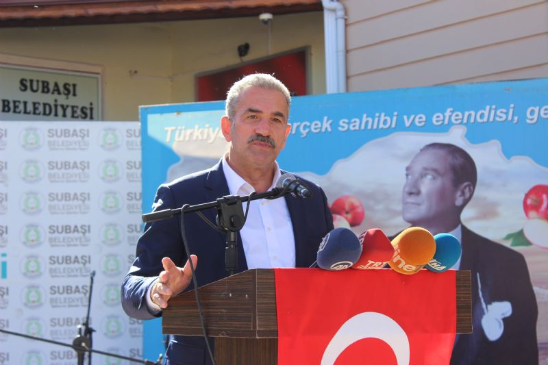 Erdoğan, 'Öztabak' dedi
