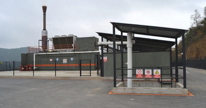 Elektrik üretim tesisi açılıyor