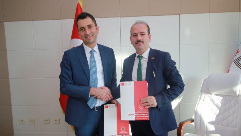 Denetimli Serbestlik ile İl Milli Eğitim Müdürlüğü protokol imzaladı
