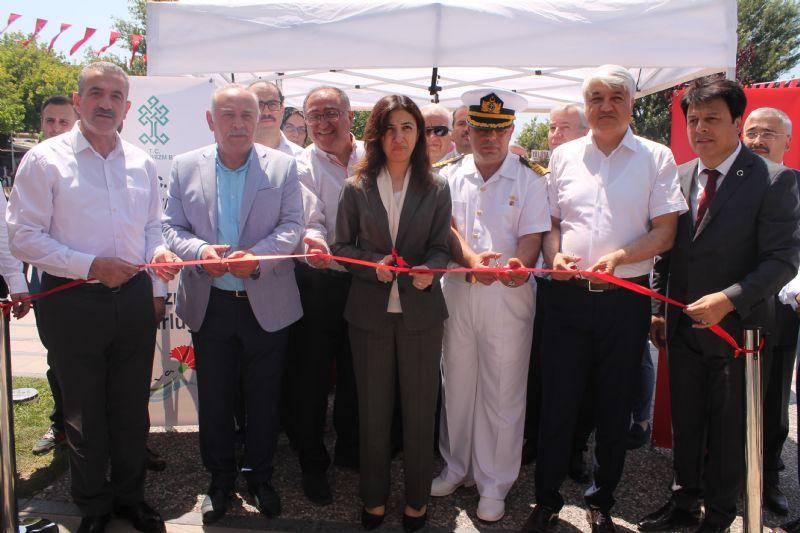 Yalova'da '15 Temmuz Milli İradenin Yükselişi' sergisi açıldı
