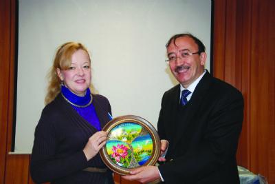 Rusya Federasyonu Heyetinin Ziyaret