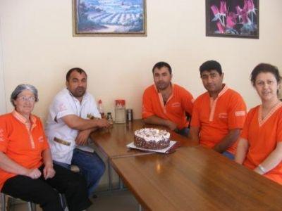Erdoğanlar İpek Yemek Sanayi'nin İşçileri'nden örnek davranış