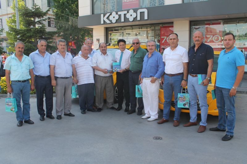 Çiftlikköy AK Parti'den, Ertuğrul Gazi şenliklerine katılım