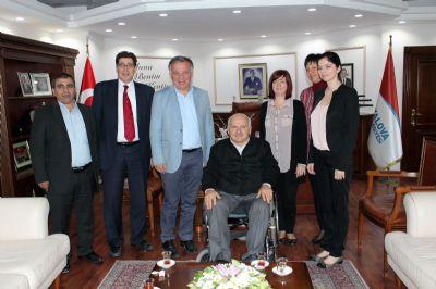 AK Parti Merkez İlçe Haziran ayı Danışma Meclisi yapıldı