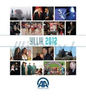 Anadolu Ajansı, 2012'yi belgeledi